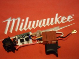 Milwaukee M18 Trigger Switch For 2606-20,2606-22,2607-20 #14-20-2606, 23... - $33.30