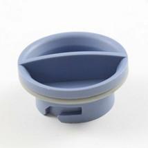 W10524911 Whirlpool Knob-Rinse Aid Dusk Blu OEM W10524911 - $20.71