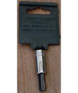 "Craftsman 1/4"" Socket - 6 Point - 1/4"" Drive - Part #42703 - Brand New - $5.93"