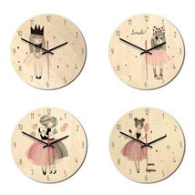 Modern Simplicity Wall Clock Vintage Decorative Clock For Living Room Bedroom Un - $21.40
