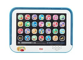 Fisher-Price Laugh & Learn Smart Stages Tablet, Blue - $20.24