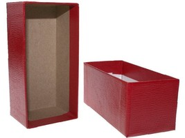 Guardhouse Single Row Crown - Red Coin Storage Box - 4.25 x 2.63 x 2.55  image 1