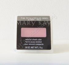 Mary Kay Mineral Cheek Color Pink Petals - $12.60