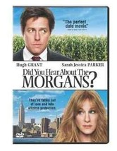DVD - Did You Hear About the Morgans? DVD  - $7.08