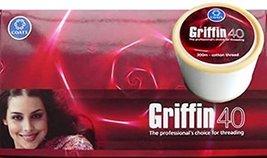 Artcollectibles India 20 Spools Griffin Eyebrow Cotton Threading Thread ... - $31.58