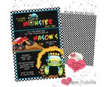 Monster truck printable listing thumb155 crop