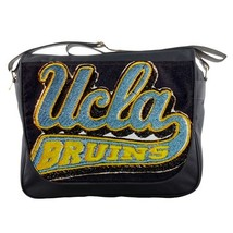 Messenger Bag The UCLA Bruins Logo Basketball Team University Of California Spo - $30.00