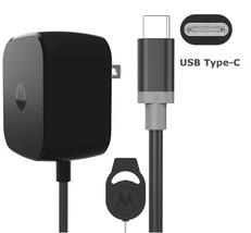 Offical OEM Motorola TurboPower 15w Fast Wall Charging Charger W/Moto SIM - $48.99