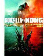 Godzilla vs. Kong DVD 2021 Brand New Sealed - $9.50