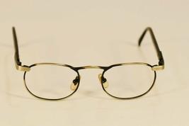 Fossil MAX Brush Silver Metal  Eyeglass Frames Designer Style Rx Eyewear - $9.12