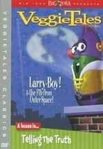 LARRY BOY & THE FIB FROM OUTER SPACE by Veggie Tales