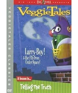 LARRY BOY & THE FIB FROM OUTER SPACE by Veggie Tales - $19.95