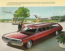1971 Chrysler Stageway station wagon | 24 X 36 inch poster  - $18.99