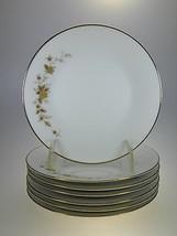 Noritake Ninon Tapas, Hors d'oeuvres or Dessert Plates Set of 7 - $21.46