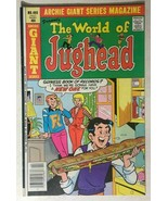 THE WORLD OF JUGHEAD #493 (1980) Archie Comics Giant Series FINE- - $11.87
