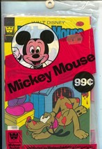 Whitman Variant-3-Pack-Mickey Mouse 1978-issues 3 186, 187 & one other-NM - $110.58