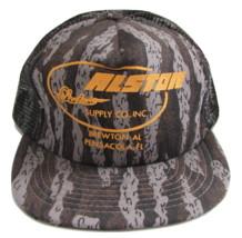 Alston Electric Brewton & Pensacola Baseball Trucker Hat Snapback Mesh B... - $5.99