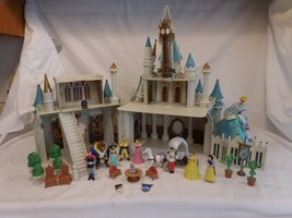 Disney World Monorail Cinderella Castle Magic Kingdom Lights and Sounds ... - $113.02