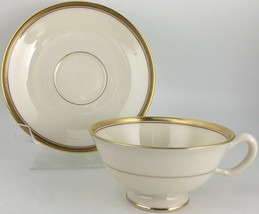 Lenox Nydia P-419-W  Cup & saucer - $3.00