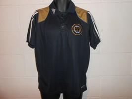 Adidas Philadelphia Union Climacool Shirt Jersey Sz M - $14.99