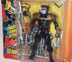 ✰✰ WOLVERINE ~ ACTION FIGURE 5th ED. UNCANNY X-MEN MIP/MOC ~ TOY BIZ 1993 - $15.99