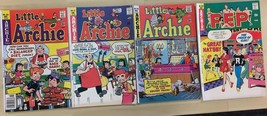 ARCHIE COMICS lot of (4) issues, as shown (1974-1977) Very Good  B - $9.89