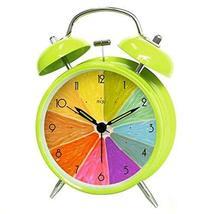 PANDA SUPERSTORE Super Loud Alarm Clock Practical Mute Alarm Clock Luminous Ligh