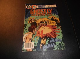 "GHOSTLY TALES # 58 * Charlton Comics * April 1978 * GD/VG * ""The Fugitiv... - $1.00"