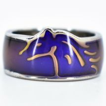 Running Horse Pony Shape Children's Color Changing Fashion Mood Ring image 5