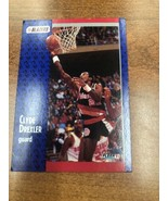 1991 Fleer #168 Clyde Drexler Portland Trailblazers - $29.99