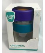 Keep CupCoffee Travel Mug With Silicone Handle BPA Free -12oz - Tidal - $19.79