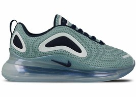 Womens Nike Air Max 720 Northern Lights Day Metallic Silver Navy AR9293-001 - $139.99