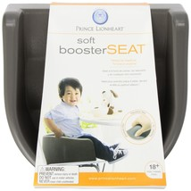 Prince Lionheart 6991 Soft Booster Seat (Charcoal Sierra Brown) - $54.99