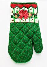 Christmas Oven Mitt Potholder Pot Holder Holida... - $5.94