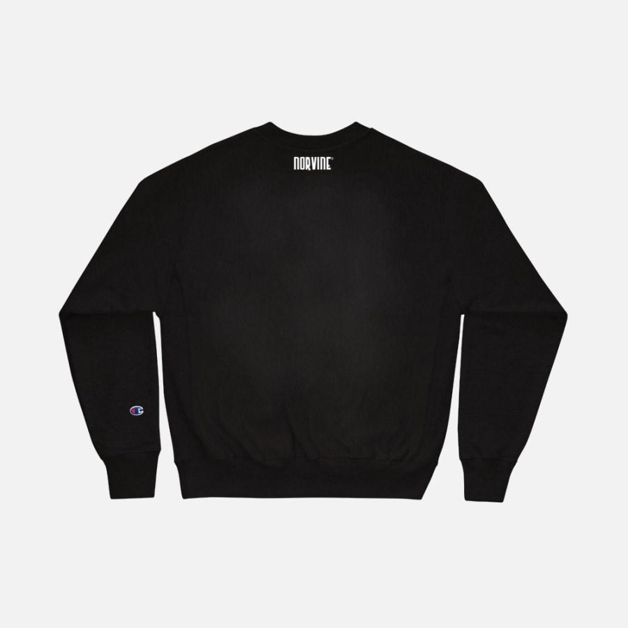 """Anchor"" Norvine X Champion Sweatshirt image 2"