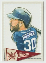 Eric Hosmer 2019 Topps Big League Star Caricature #SCREH San Diego Padres - $0.99