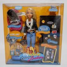 My Scene Barbie Secret Locker Doll Mattel NRFB 2005 - $54.44
