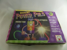 DISCOVERY TOYS SCIENCE WIZ POWER PALS MAGNET ELECTRICITY - €11,33 EUR