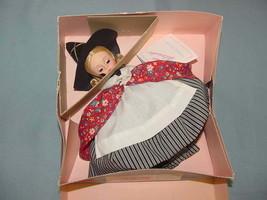 """Madame Alexander Doll Mother Goose 427 8"""" Original Box Tag Miniature Sho... - $27.50"""