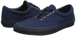 New Vans Unisex Era Gold Mono DRESS Blues Skate Shoes Mens 4.5 Womens 6 nib - $48.99