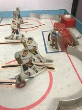 Vintage NHL Superior Action Hockey Table Game Toy Cohn Blackhawks Rangers image 6