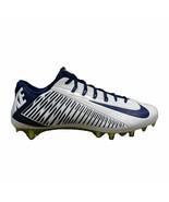 Mens Nike Vapor Carbon 2.0 Elite TD 631425-140 Football Cleats VPR White... - $41.24
