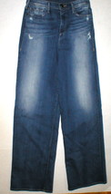 New Womens True Religion Brand Jeans NWT 29 High Rise Ava Wide Leg Desig... - $155.60