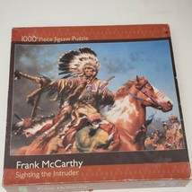 Ceaco Frank McCarthy Sighting the Intruder 1000 Piece Jigsaw Puzzle New ... - $16.82