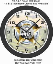 Kentucky Sheriff's Girls & Boys Ranch Wall Clock-Free USA Ship - $28.70+