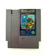 Commando (Nintendo Entertainment System, 1986) NES Cartridge Only by Capcom - $11.26