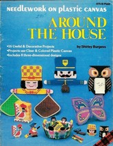 Needlework on Plastic Canvas Plaid 7518 16 Projects Owls Policeman Roost... - $4.99