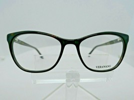 VERA WANG V 380 (TO) Tortoise 53 X 17 140 mm Eyeglass Frame - $79.15