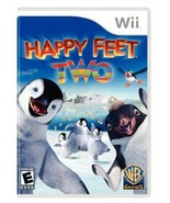 Happy Feet Two Wii Video Game  Brand New - $8.19