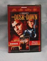 From Dusk Till Dawn with Bonus Feature: Full-Tilt Boogie, Excellent DVD,... - $6.14